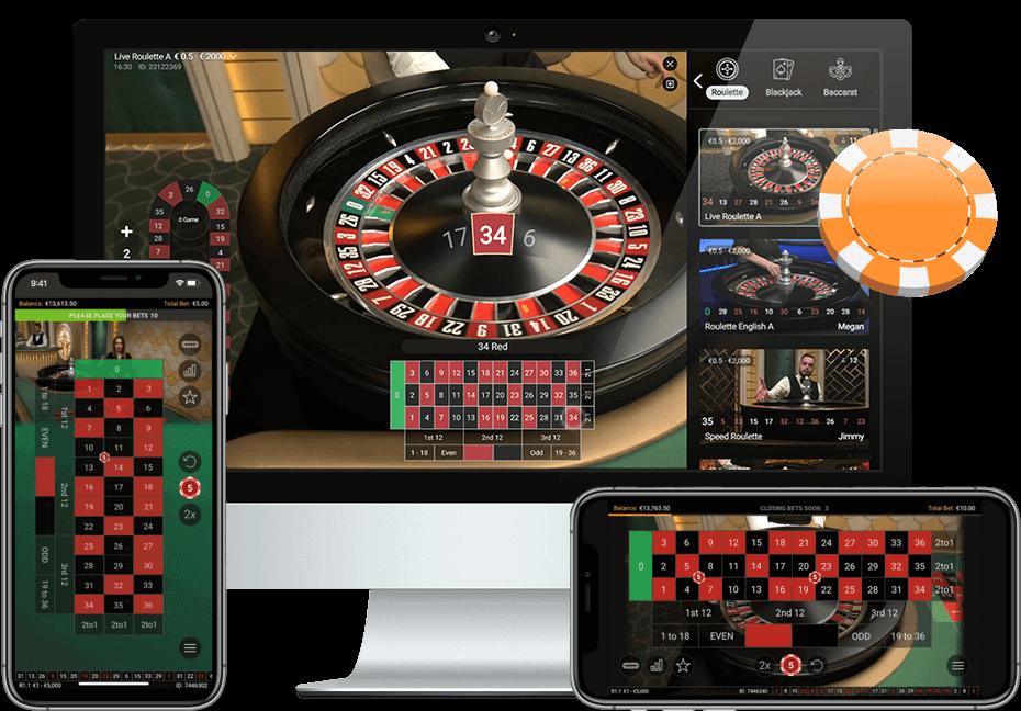 Mobilcasino live i casino utan svensk licens fungerar bra